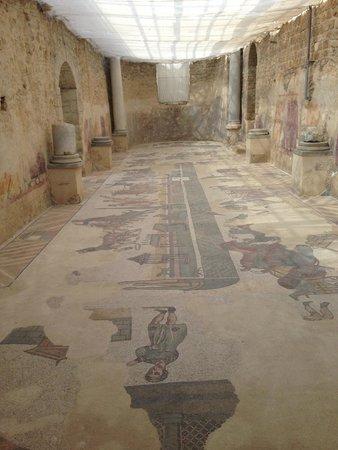 Villa Romana del Casale: tornare indietro nel tempo