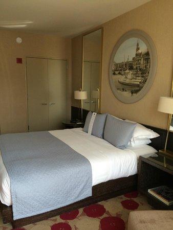 Kimpton Hotel Palomar Chicago: bedroom 1