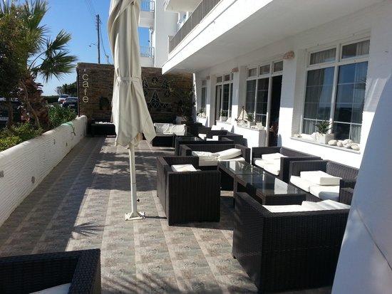 Agali Bay Hotel: per godersi un bel tramonto