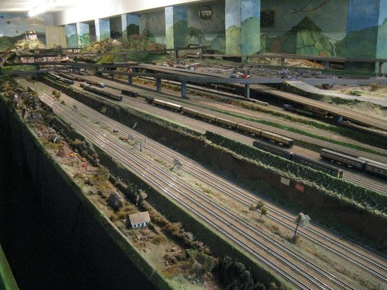 Exmouth Model Railway