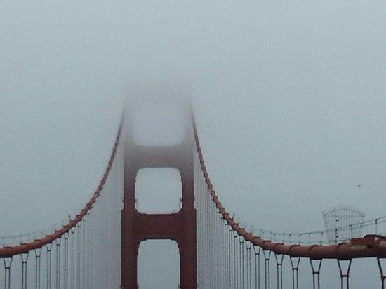 Blazing Saddles Bike Rentals and Tours : Golden Gate Ride