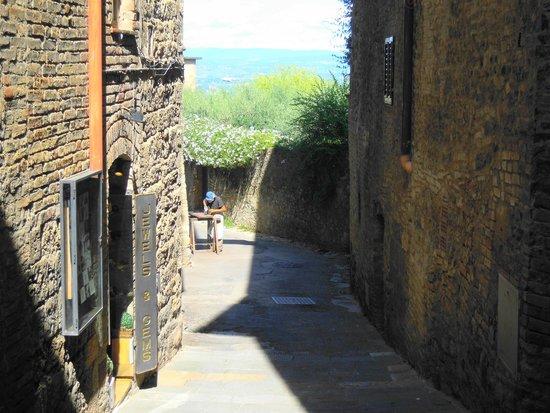 San Gimignano Bell Tower: San Gimignano