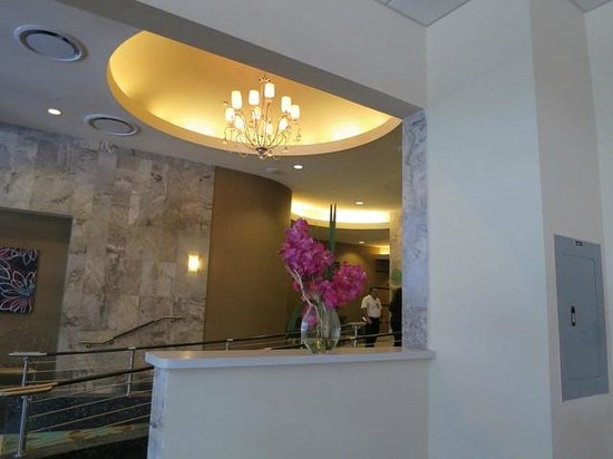Hampton Inn & Suites by Hilton - Miami Brickell Downtown : Lobby