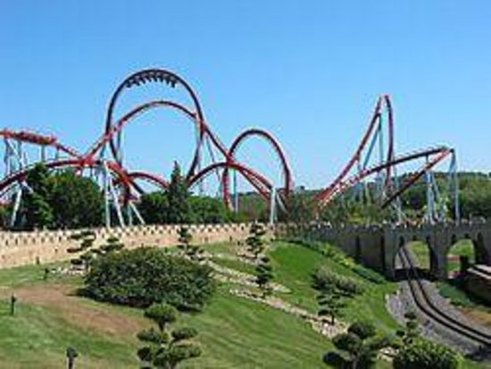 Дракон Хан - Picture of PortAventura World, Salou - TripAdvisor