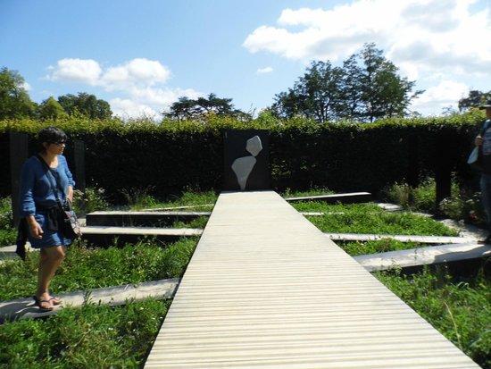 Domaine de Chaumont-sur-Loire : Un jardin du festival