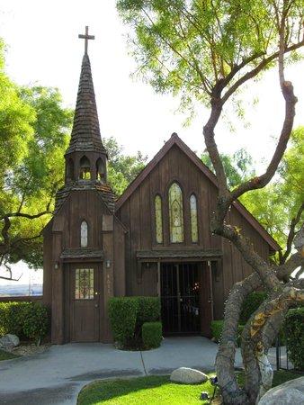 Little Church of the West: Church exterior.
