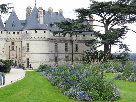 Domaine de Chaumont-sur-Loire : Le chateau