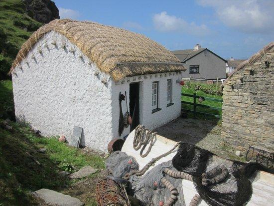Glencolmcille Folk Village : Das Freilichtmuseum