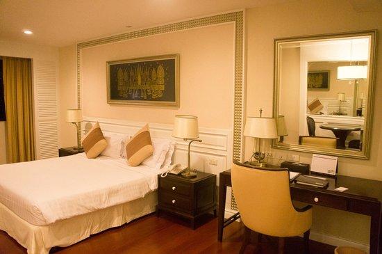 Centre Point Hotel Silom: Habitación