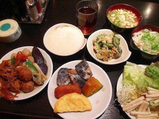 Wellbe Sakae : 朝食