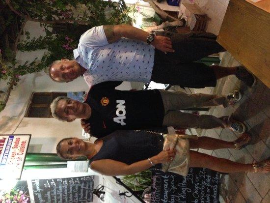 Begonvil Cafe: Kudret the Man U legend!