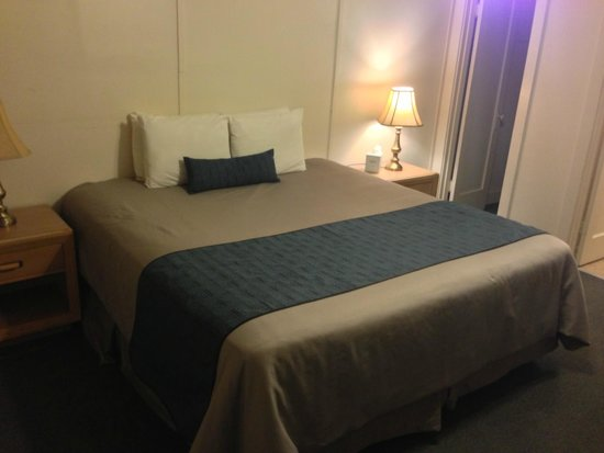 Panamint Springs Resort: letto