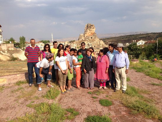HtR Tours: Cappadocia tour with a wonderful guide Ms. Gonul