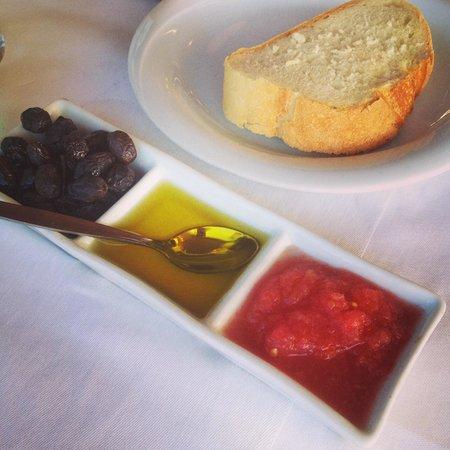 Almiras: Før måltid