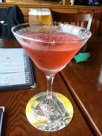 Breakers Pub : Lychee martini
