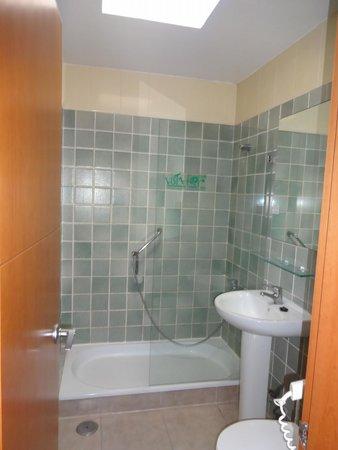 Club Vistaflor: bathroom