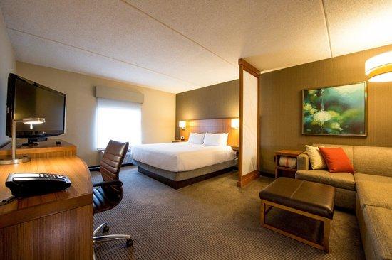 Hyatt Place Boston/Braintree: Standard King Bed Guestroom