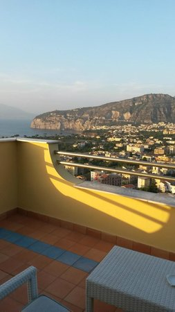 Art Hotel Gran Paradiso: Uitzicht