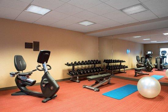 Hyatt Place Boston/Braintree: 24/7 StayFit Fitness Room