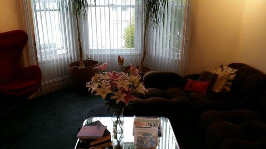 Inn on Castro : Lounge