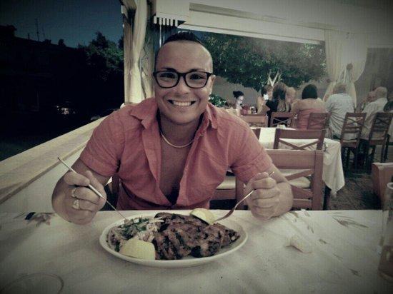 Gefira Taverna: Misto di carne superrrr buono excellent !!!!!