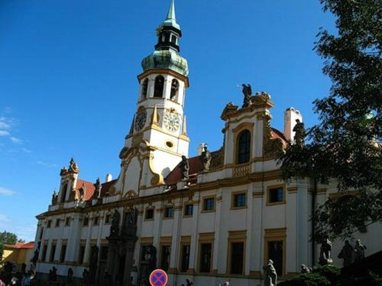 The Prague Loreto: Лоретта
