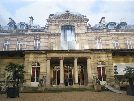 Musée Jacquemart-André : 外観