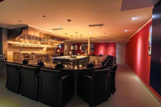 Blue Residences: The Kitchen Table Restaurant