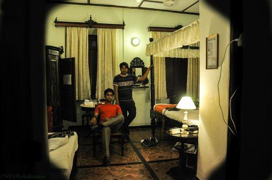 WelcomHeritage Panjim Inn: room