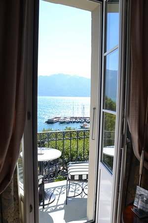Grand Hotel du Lac : view from room