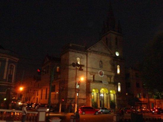 Igreja Sao Sebastiao: fachada