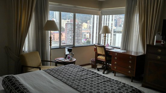 Hotel Tequendama: habitacion piso ejecutivo