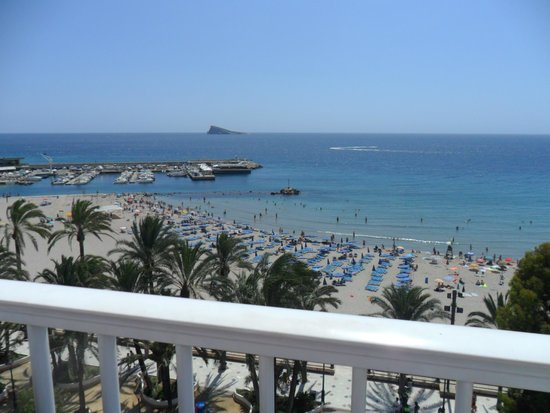 Port Mar Blau : balcony view