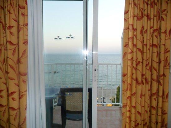 Port Mar Blau: view