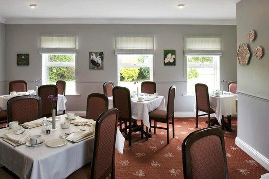 Glenwood House: Dining Room