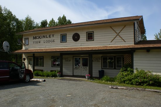 Mary's Mckinley View Lodge