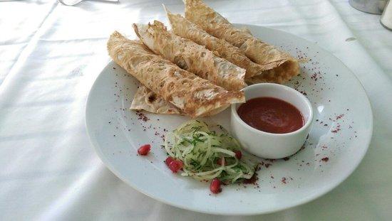 Tarkhun : The kebab