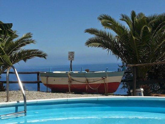 Agriturismo Santa Margherita: Particolare barca