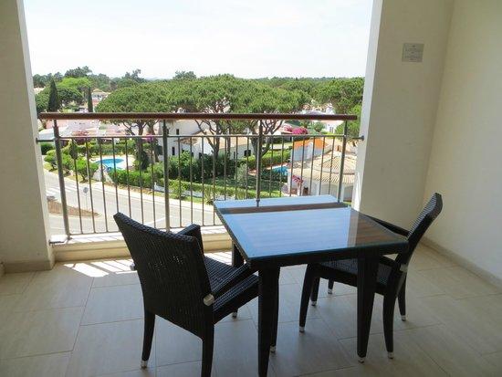 Hilton Vilamoura As Cascatas Golf Resort & Spa: Balcony