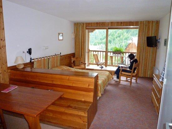 La Ferme de l'Izoard: Chambre 18 (grand confort)
