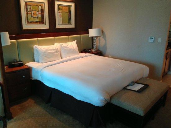 Signature at MGM Grand: letto