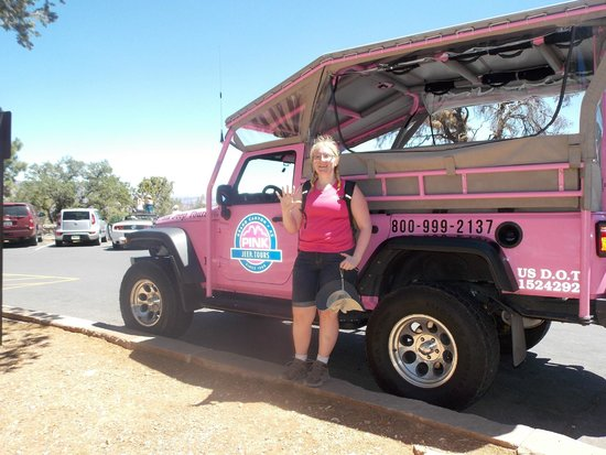 Grand Canyon South East Rim Picture Of Pink Jeep Tours