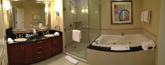 Signature at MGM Grand: bagno