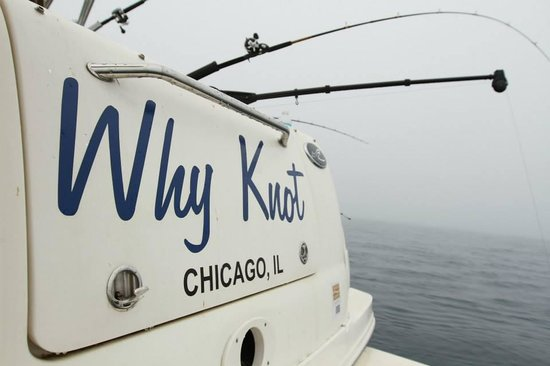 Why Knot Chicago Fishing Charters