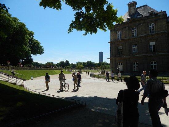 Jardin du Luxembourg : Luxembourg Gardens, Paris