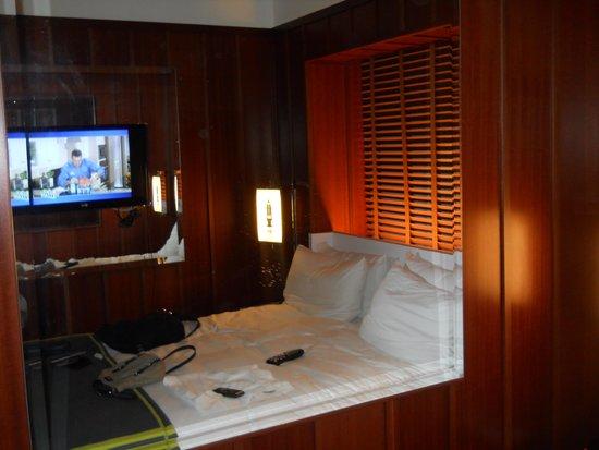 Hudson Hotel New York : habitacion