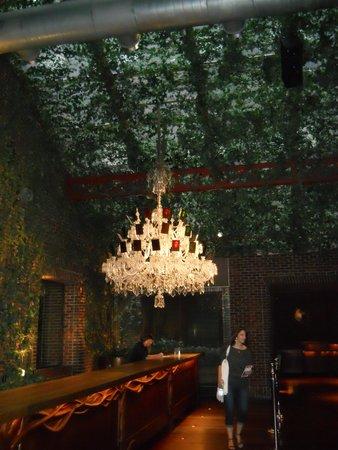 Hudson Hotel New York: recepcion