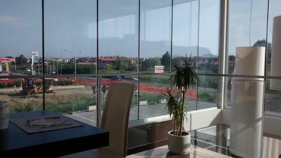 Hotel I Crespi: Vista exterior