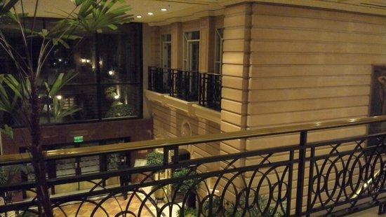 InterContinental Hotel Buenos Aires: Zona del lobby