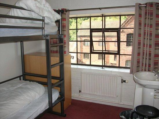 YHA Ironbridge Coalport: Room